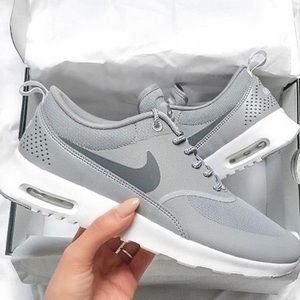 NEW Nike Air Gray Sneakers